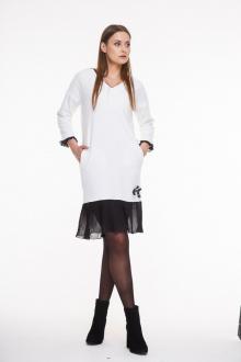платье AMORI 9231 молочный