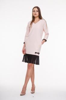платье AMORI 9231 пудра