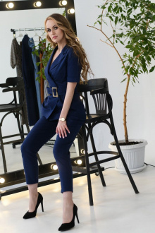 Andrea Fashion AF-13 синий
