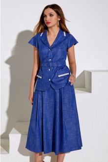 Lissana 4050 синий-джинс