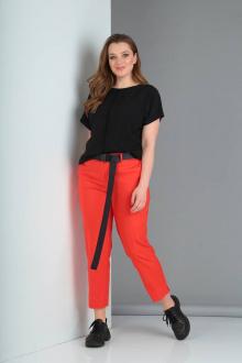 Комплект Bliss 5009 красно-оранжевый