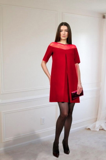 Talia fashion Пл-080 красный