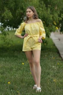 комбинезон Tanya Arzhanova 0297ТА желтый