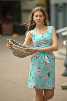 Tanya Arzhanova 0300ТА бирюза