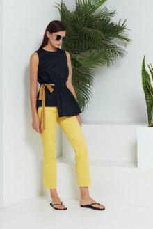 брюки Lakbi 51453 лимон