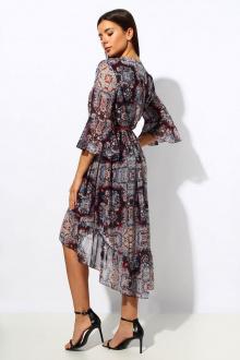 платье,  ремень Mia-Moda 1152-3