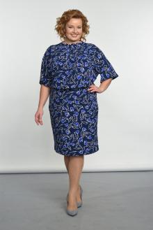 Lady Style Classic 1361 синий