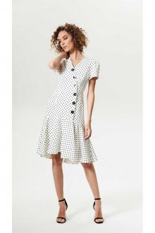 платье Vladini 4144  горох