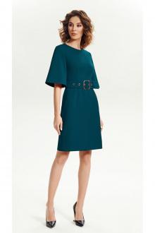 платье Vladini 4142 морская_волна