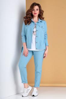 Liona Style 694 голубой