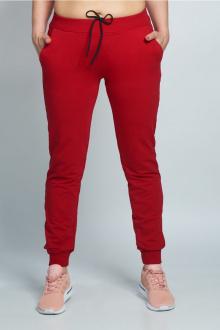 брюки FORMAT 12048 красный