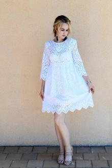 Andrea Fashion AF-19/6 белый
