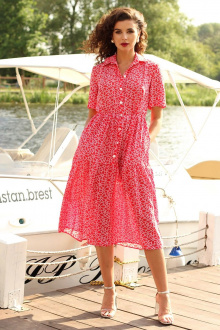 Мода Юрс 2479 красный