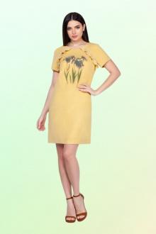 Vitol Fashion В-1023 желтый