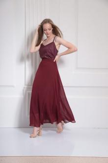 юбка AMORI 3101 вишня