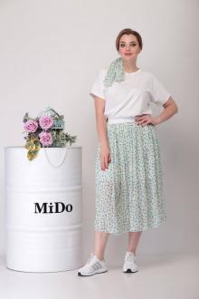 юбка, платок Mido М25