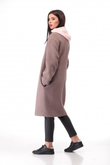 пальто TAiER 875 мокко
