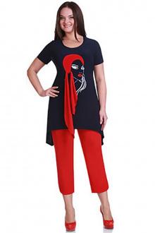 Andrea Style 1111х красный