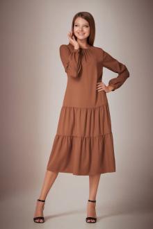 Andrea Fashion AF-28/1 шоколад