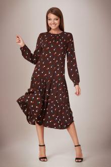 Andrea Fashion AF-28/2 горох_цветной