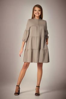Andrea Fashion AF-34 серый
