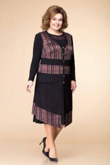 Romanovich Style 3-1261 черный/бордо