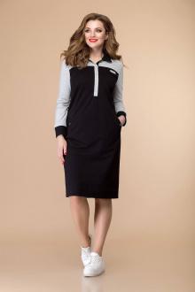 Romanovich Style 1-2036 черный/серый