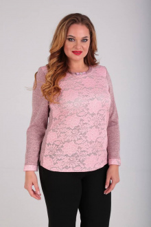 Блуза SOVITA M-710 розовый