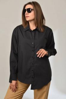 рубашка GRATTO 2028 черный