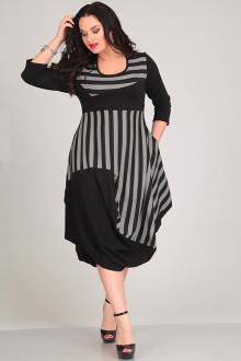Andrea Style 0054 черный-серый