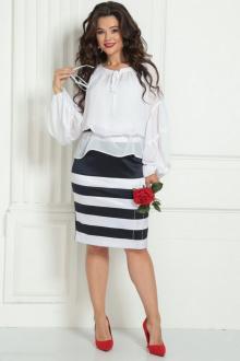 блуза,  юбка Solomeya Lux 732