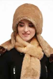 Зима Фэшн 022-1-09 бежевый_под_норку