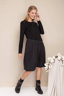 платье Daloria 1682 черный