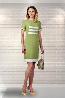 Talia fashion Пл-083 горчичный