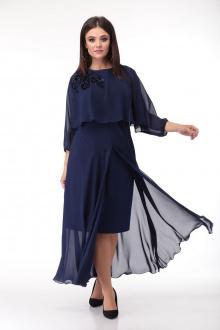 Anastasiya Mak 673 темно-синий