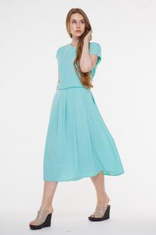 юбка AMORI 3001 бирюзовый