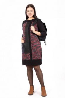 платье Daloria 1588 красный