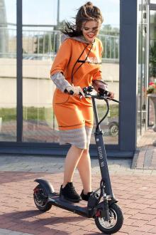 Мода Юрс 2598 оранжевый