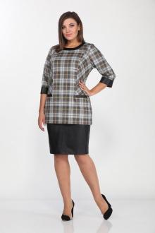 Lady Style Classic 410/1 серо-черный