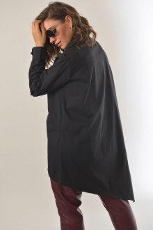 блуза GRATTO 4014 черный