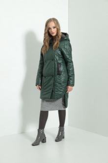 куртка AMORI 2107 зеленый