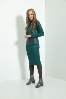 юбка AMORI 3105 зеленый
