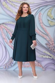 платье Ninele 2270 изумруд