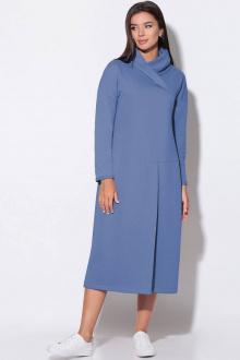 Lenata 11156 темно-голубой