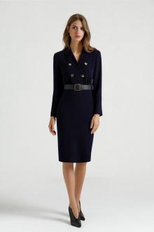 платье Vladini DR0319/1 синий