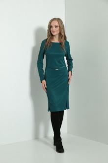 платье AMORI 9504 зеленый