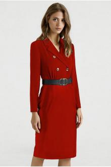 платье Vladini DR0319/1 красный