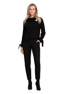 брюки,  джемпер PiRS 829 черный