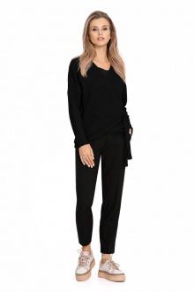 брюки,  джемпер PiRS 831 черный