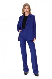 брюки,  жакет PiRS 1665 синий
